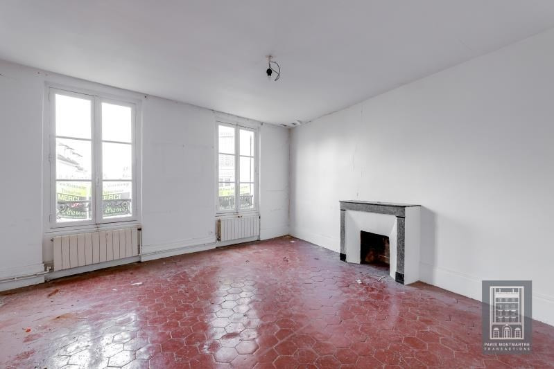 Vente appartement Paris 18ème 599 000€ - Photo 2