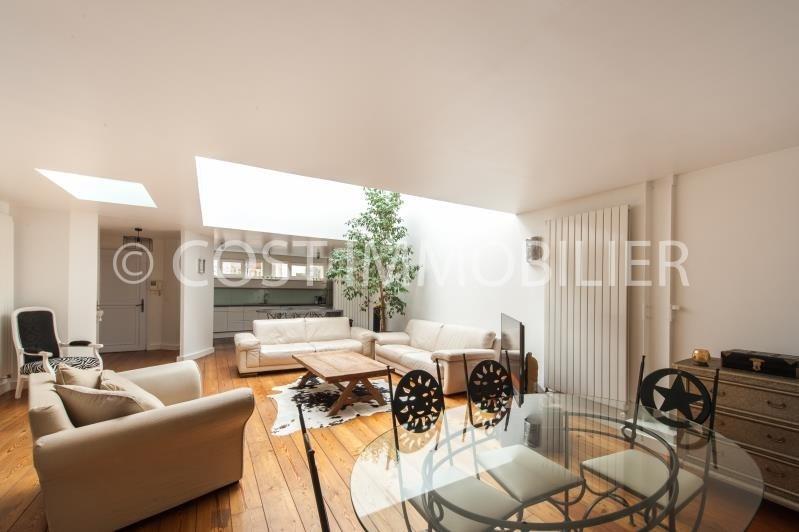 Vente loft/atelier/surface La garenne colombes 890000€ - Photo 7