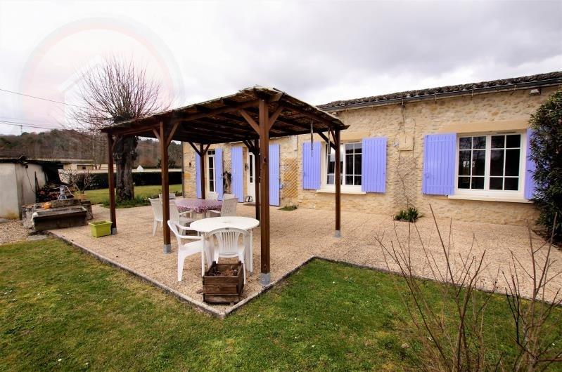Sale house / villa Le fleix 197000€ - Picture 1