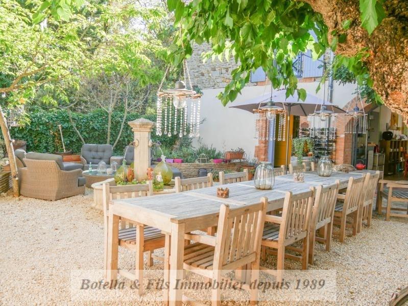 Vente de prestige maison / villa Uzes 735000€ - Photo 13