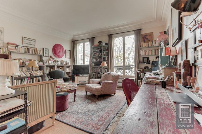 Vente de prestige appartement Paris 18ème 1260000€ - Photo 11