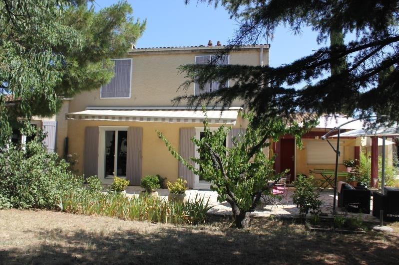 Sale house / villa Villeneuve les avignon 467600€ - Picture 7