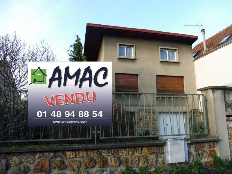 Vente maison / villa Villemomble 360000€ - Photo 1