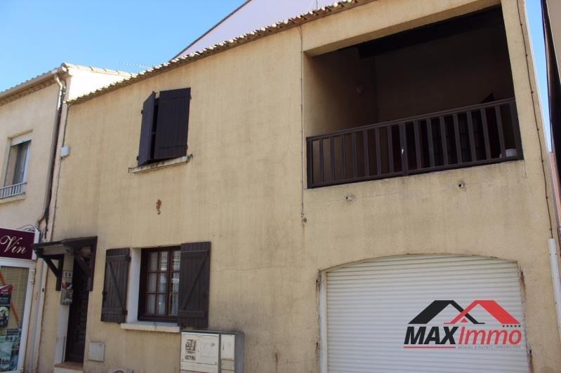 Vente maison / villa Valras plage 246500€ - Photo 1