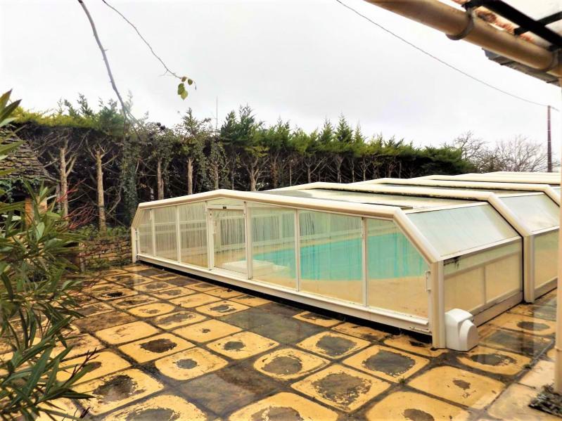 Vente maison / villa Saint-pompont 169000€ - Photo 5