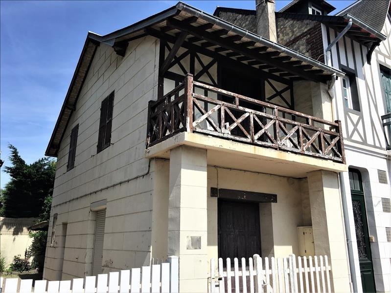 Vente maison / villa Deauville 291500€ - Photo 1