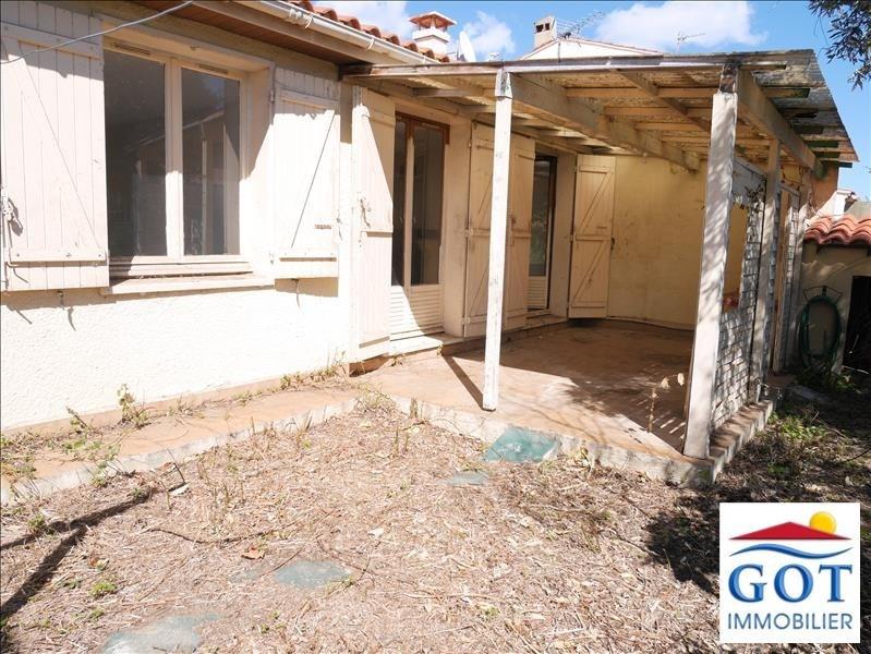 Revenda casa St laurent de la salanque 150000€ - Fotografia 4