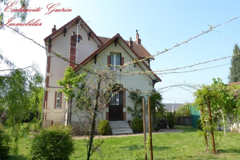 Vente maison / villa Fourchambault 199 000€ - Photo 1
