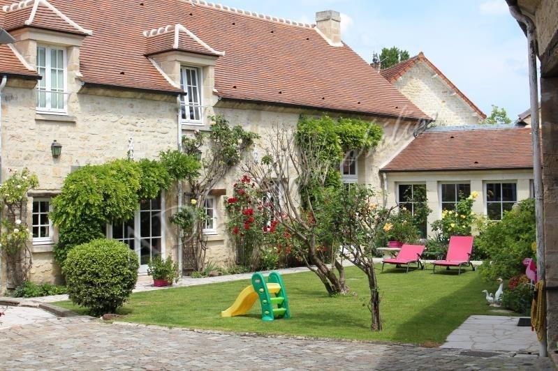 Deluxe sale house / villa Gouvieux 1565000€ - Picture 1