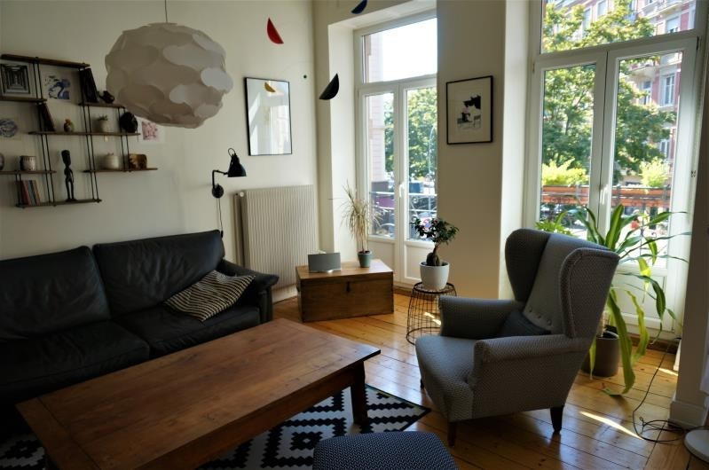 Vente appartement Strasbourg 384 000€ - Photo 2