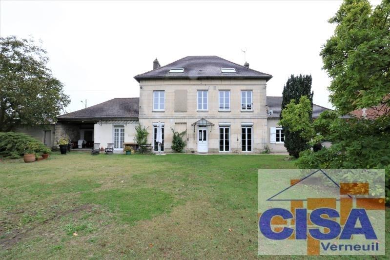 Vente maison / villa St martin longueau 449000€ - Photo 1