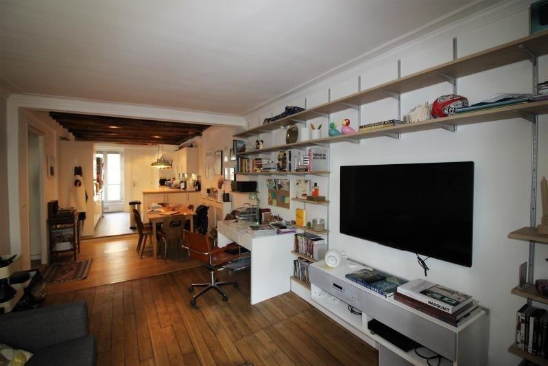 Vente appartement Paris 18ème 565000€ - Photo 2