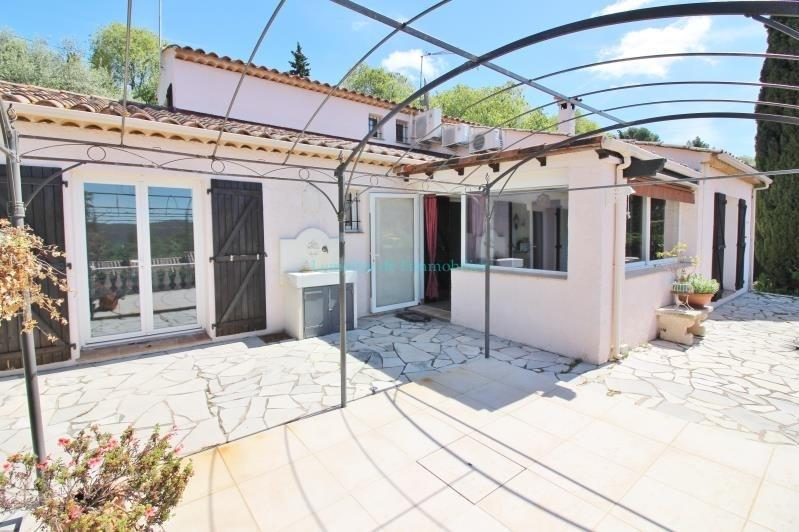 Vente maison / villa Grasse 475000€ - Photo 2