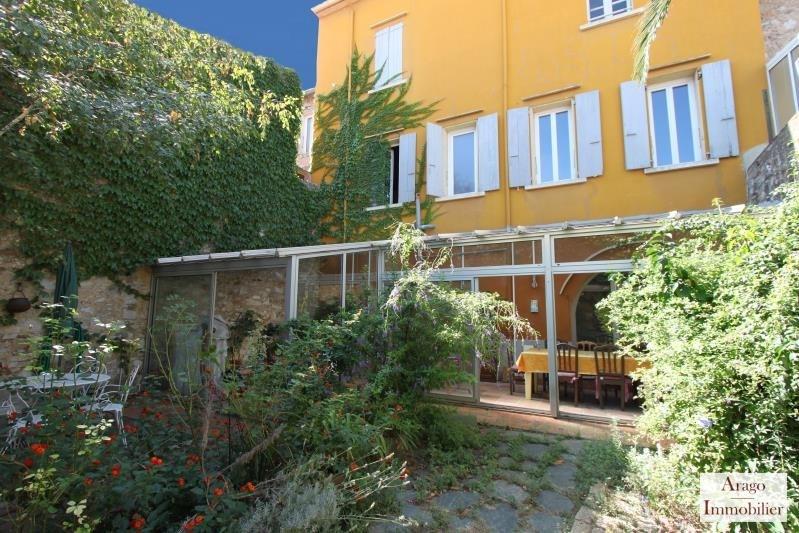 Vente maison / villa Rivesaltes 278600€ - Photo 1