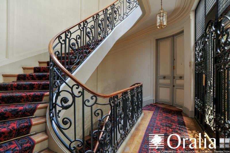 Vente de prestige appartement Paris 16ème 2910000€ - Photo 9