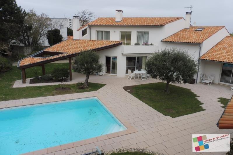 Deluxe sale house / villa St georges de didonne 1293750€ - Picture 1
