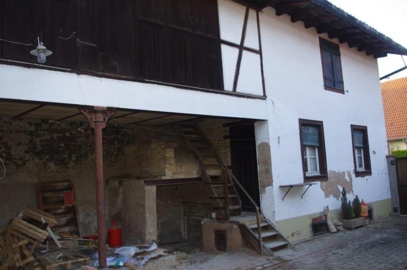 Verkauf haus Eckwersheim 80000€ - Fotografie 1