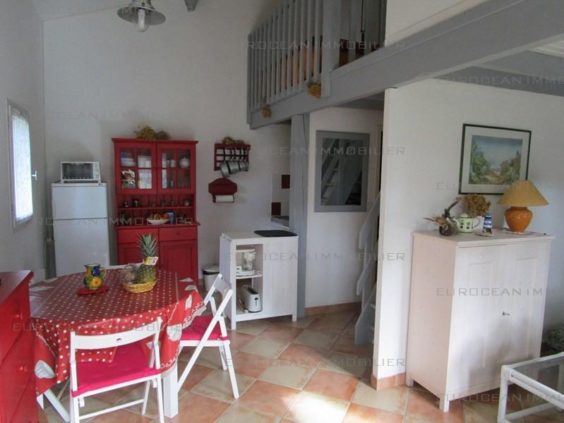 Vacation rental house / villa Lacanau ocean 285€ - Picture 2