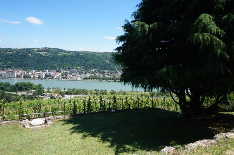 Sale house / villa Vienne 430000€ - Picture 2