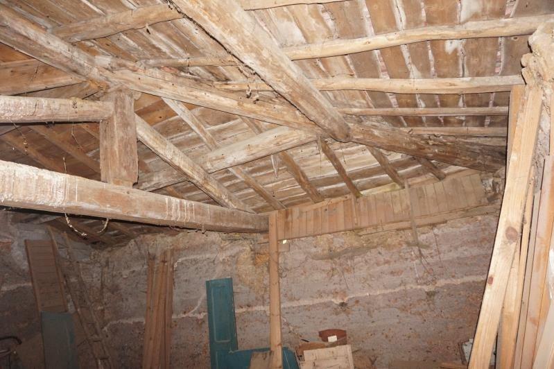 Venta  casa Vernioz 149000€ - Fotografía 7