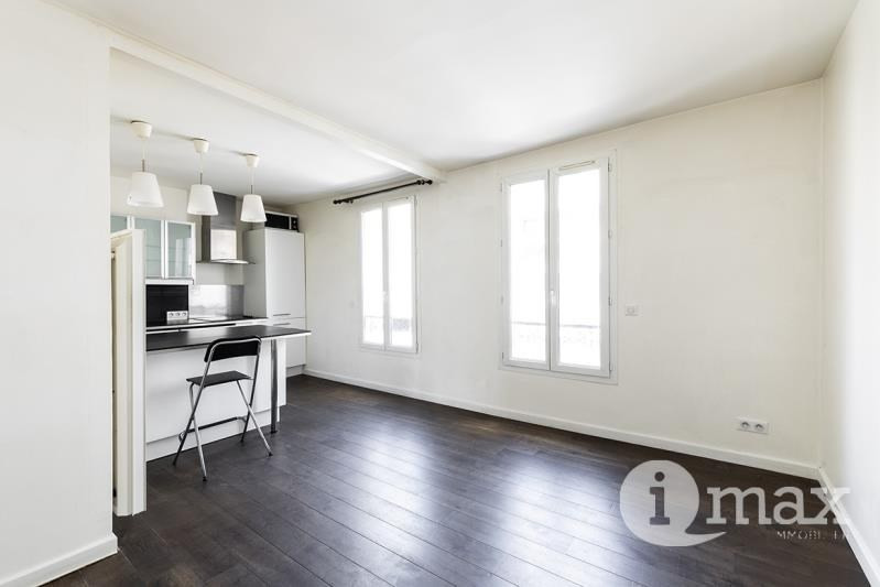 Sale apartment Levallois perret 345 000€ - Picture 1