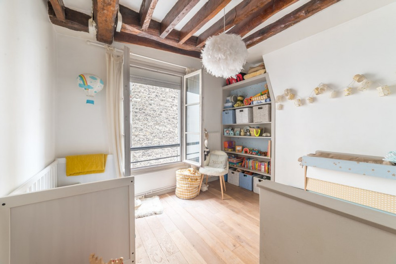 Vente de prestige appartement Paris 18ème 1 099 000€ - Photo 6