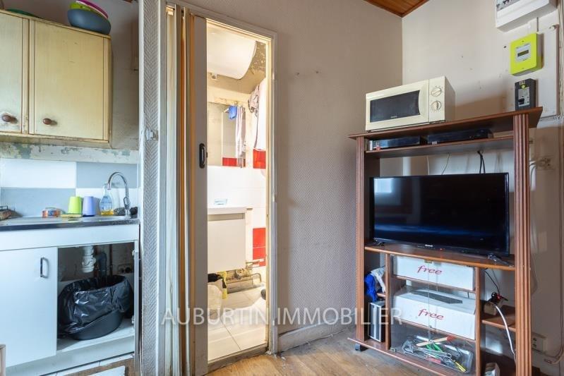 Vente appartement Paris 18ème 124000€ - Photo 2