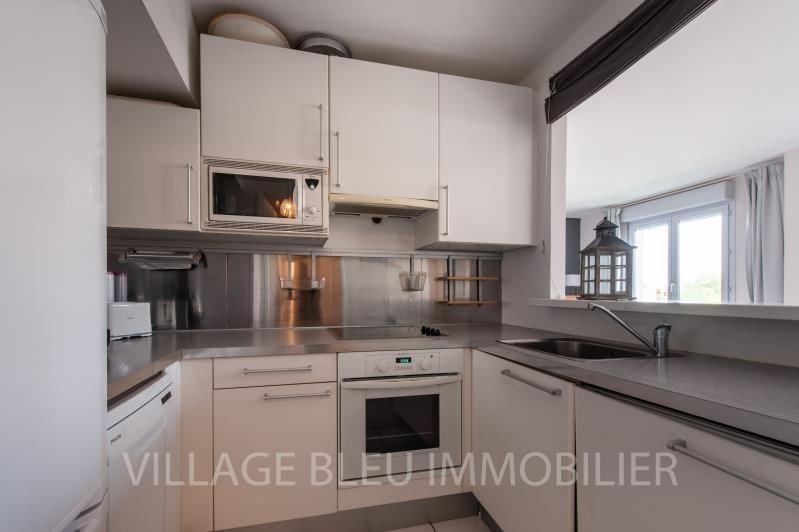 Sale apartment Villeneuve la garenne 207000€ - Picture 5