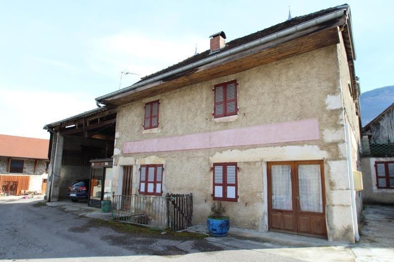 Sale house / villa Meyrieux trouet 124000€ - Picture 1