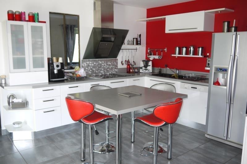 Sale house / villa St prim 497000€ - Picture 7