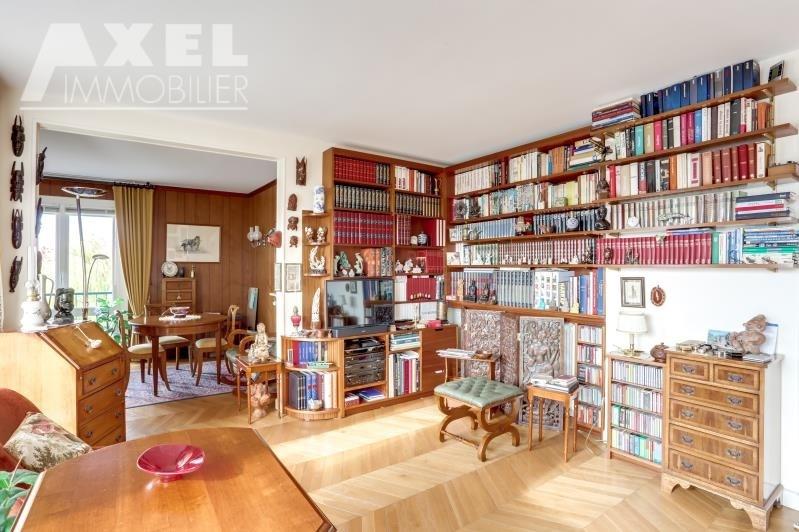 Sale apartment Bois d'arcy 241500€ - Picture 2