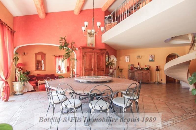 Vente de prestige maison / villa Uzes 695000€ - Photo 5