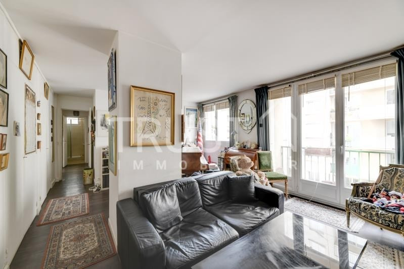 Vente appartement Paris 15ème 645 000€ - Photo 1