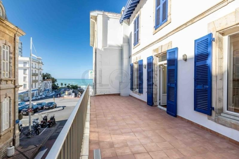 Vente de prestige appartement Biarritz 1030000€ - Photo 1