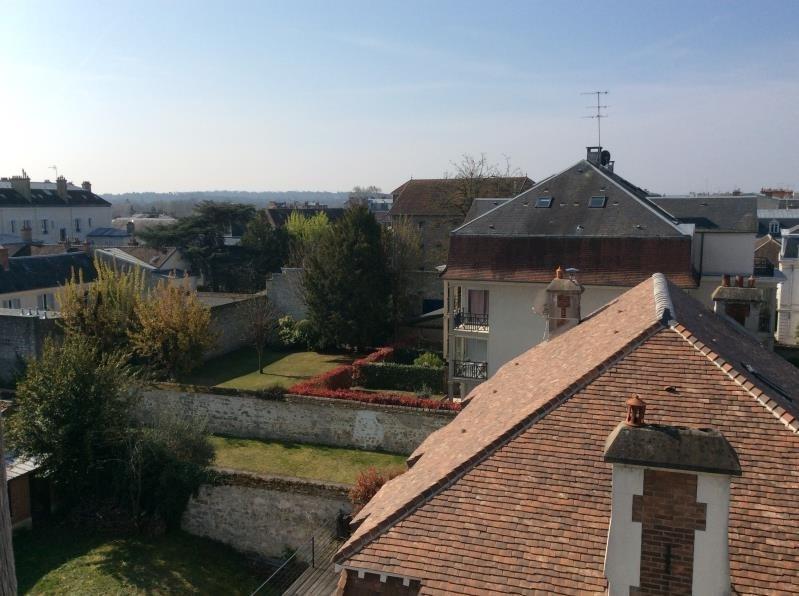 Rental apartment Fontainebleau 530€ CC - Picture 3