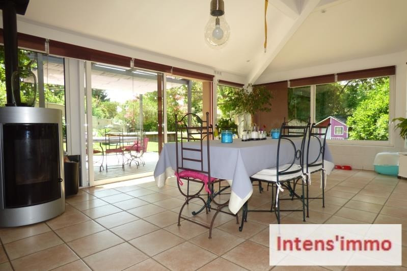 Vente maison / villa Chanos curson 398 000€ - Photo 4