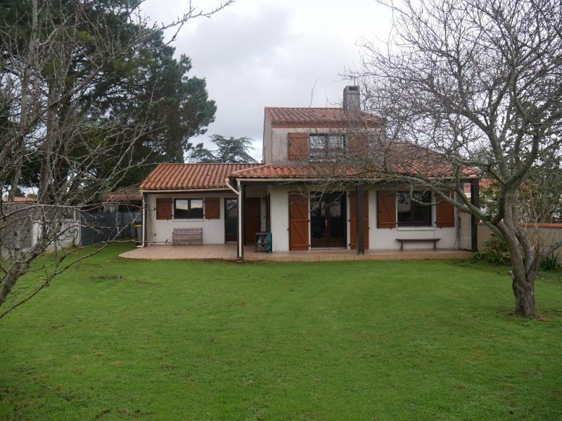 Sale house / villa St vincent sur jard 291200€ - Picture 1