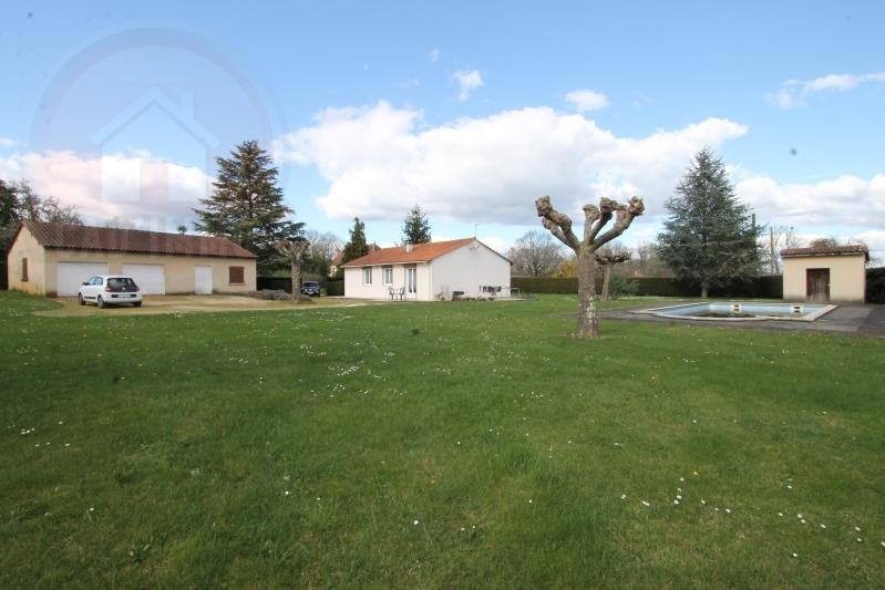 Sale house / villa Campsegret 176000€ - Picture 1
