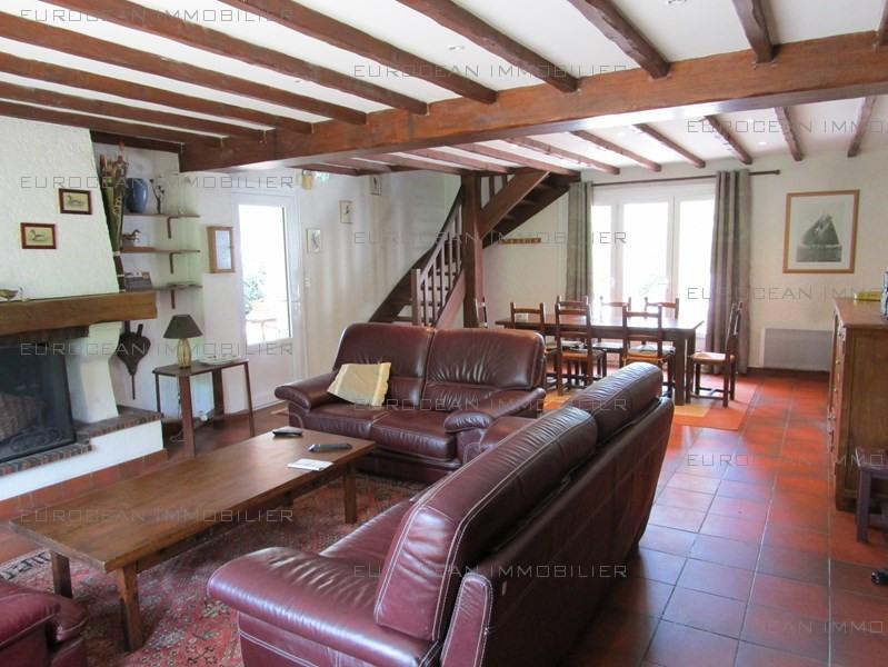 Vermietung von ferienwohnung haus Lacanau ocean 1045€ - Fotografie 3