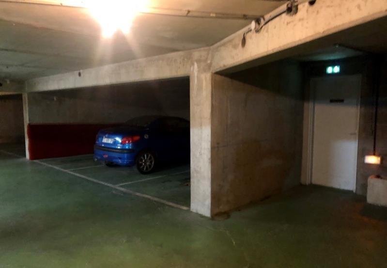 Verkoop  parkeergelegenheid Paris 15ème 25000€ - Foto 2