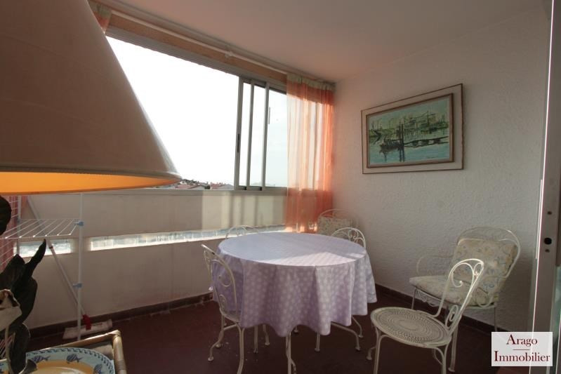 Sale apartment Le barcares 57 000€ - Picture 7