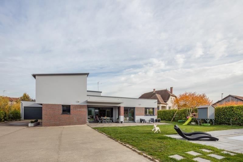Vente de prestige maison / villa St andre les vergers 595000€ - Photo 1