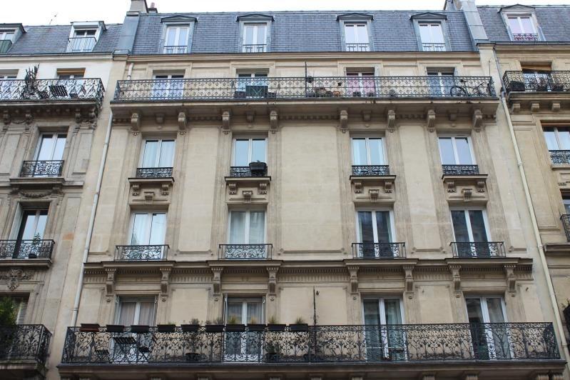 Sale apartment Paris 11ème 231000€ - Picture 1