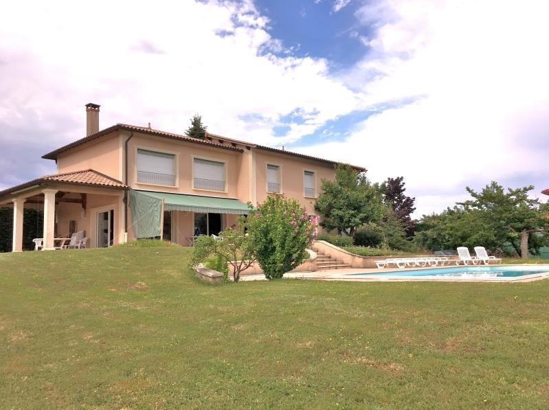 Deluxe sale house / villa Marcy l etoile 729900€ - Picture 4