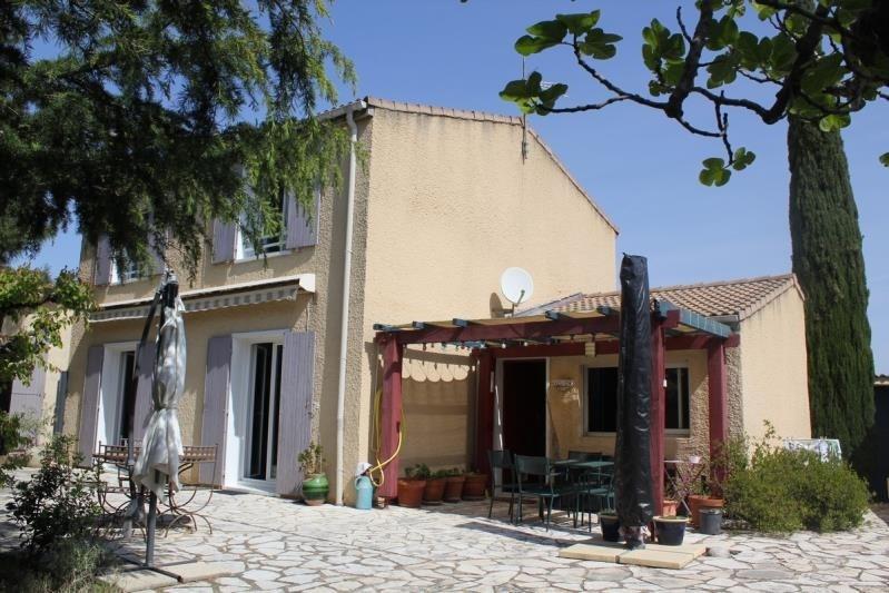 Sale house / villa Villeneuve les avignon 467600€ - Picture 8