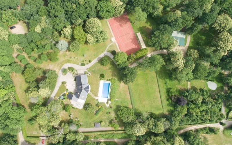Deluxe sale house / villa Feucherolles 1890000€ - Picture 2