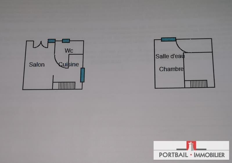 Rental apartment Plassac 395€ CC - Picture 6