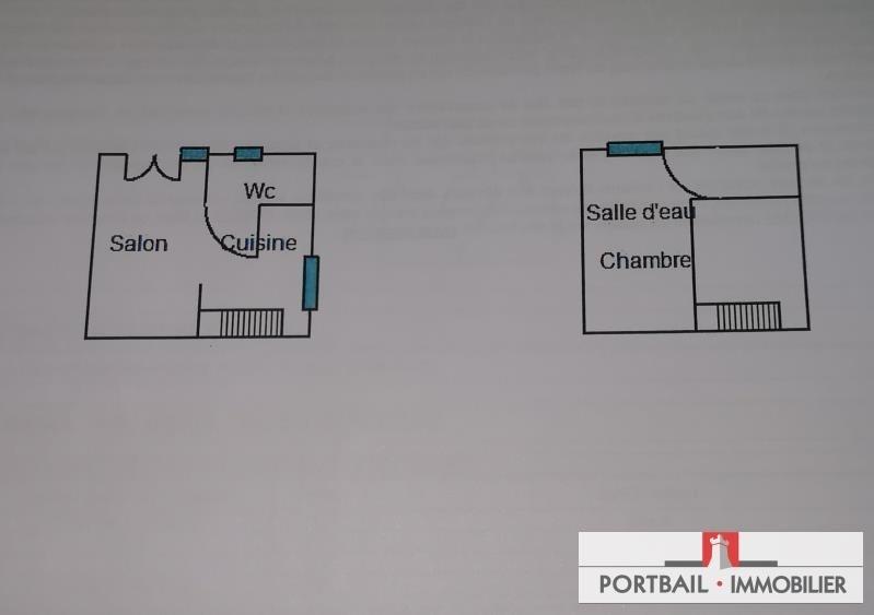 Location appartement Plassac 395€ CC - Photo 6