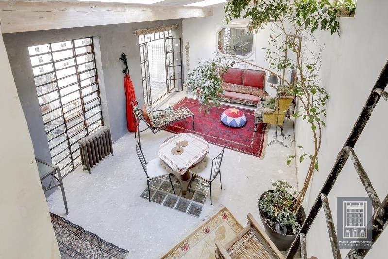 Sale apartment Paris 18ème 885000€ - Picture 5