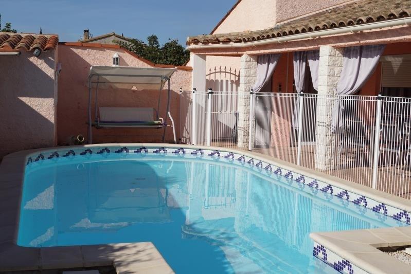 Sale house / villa Thezan les beziers 262500€ - Picture 2